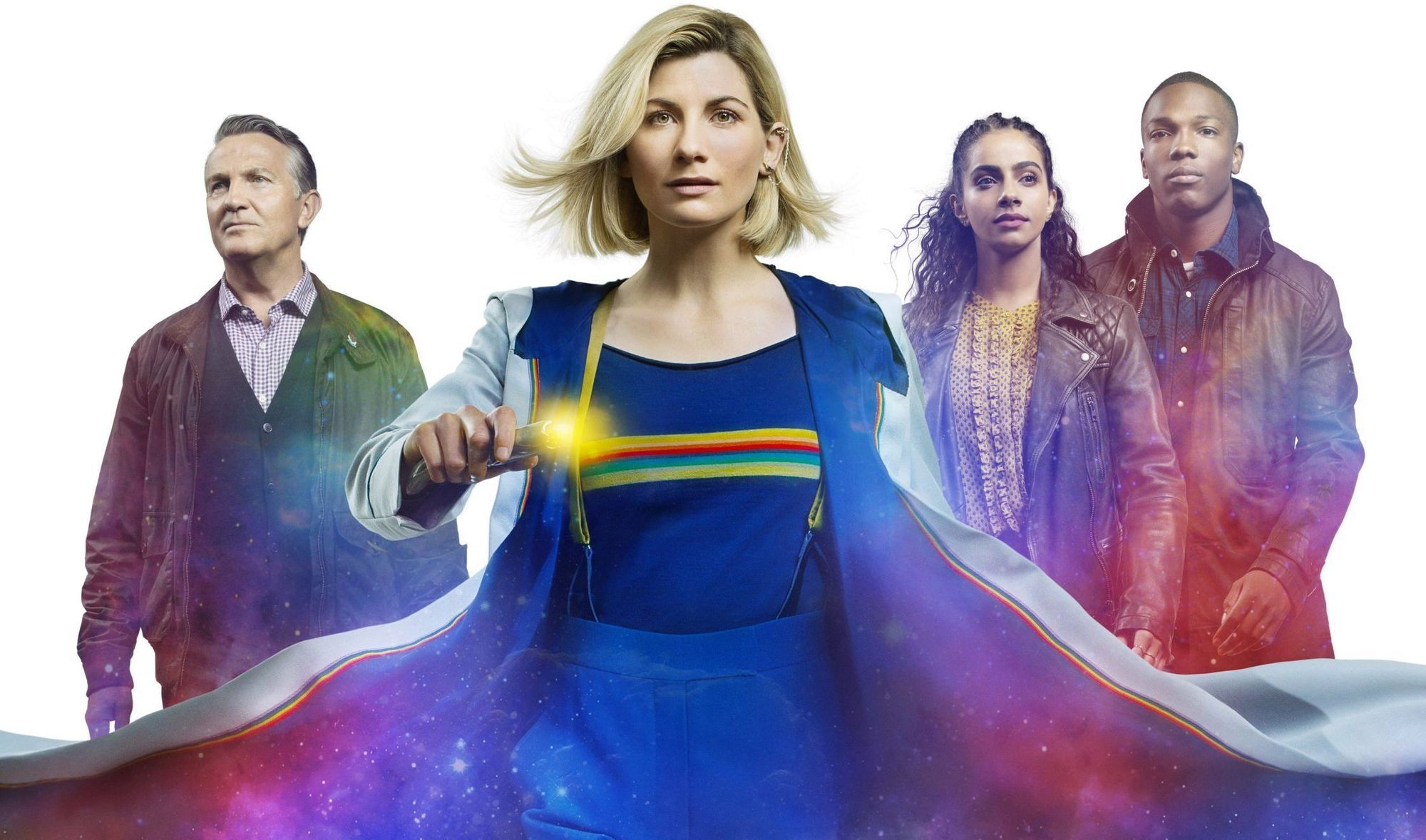 Doctor Who 'Spyfall' first look trailer!