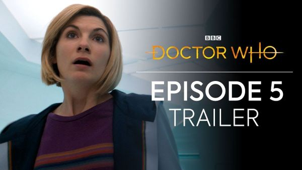 Doctor Who The Tsuranga Conundrum trailer released!