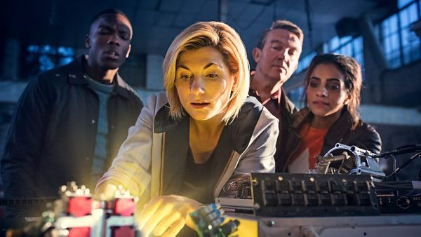 The Thirteenth Doctor brought Doctor Who the highest series launch ever!