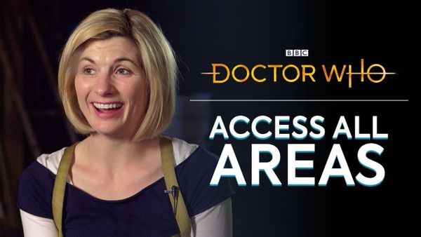 Doctor Who: Access All Areas episode 6 now available!