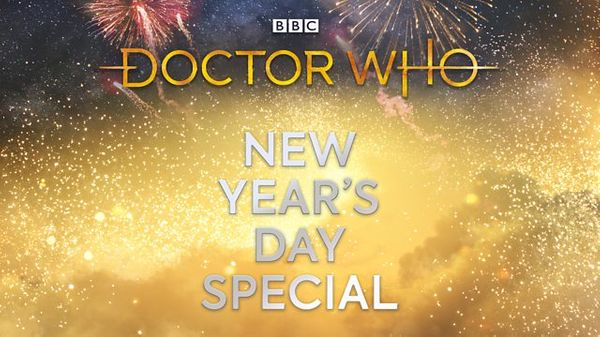 Doctor Who skips Christmas Day special in favor of New Year's Day special!