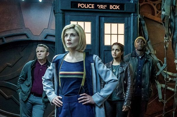 Doctor Who Series 12 production begins!
