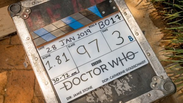 Doctor Who Series 12 filming has officially wrapped!
