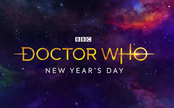Doctor Who returns with Series 12 New Year's Day!